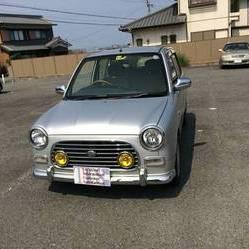 ダイハツ ミラジーノ ジーノターボ キーレスエントリー Goo鑑定車