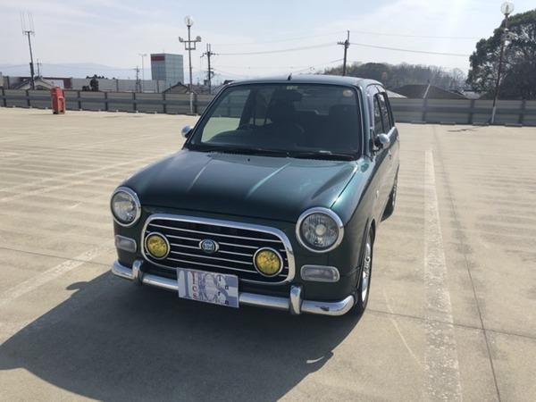 ミラジーノ 660 ミニライトスペシャルターボ 最終型 純正HID【完売】
