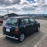 ダイハツ ミラジーノ 660 4WD  (ダークグリーン)【完売】のサムネイル
