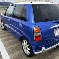 ダイハツ ミラジーノ660 ミニライトスペシャルターボ 4WD(ブルー)のサムネイル