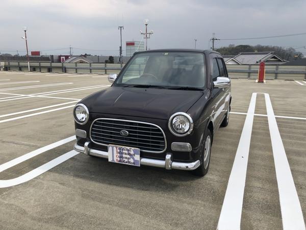 ミラジーノ660  (マルーン)【完売】