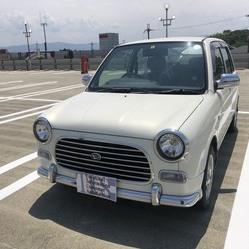 ミラジーノ660 5速マニュアル【完売】