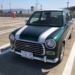 ミラジーノ 660(グリーン)