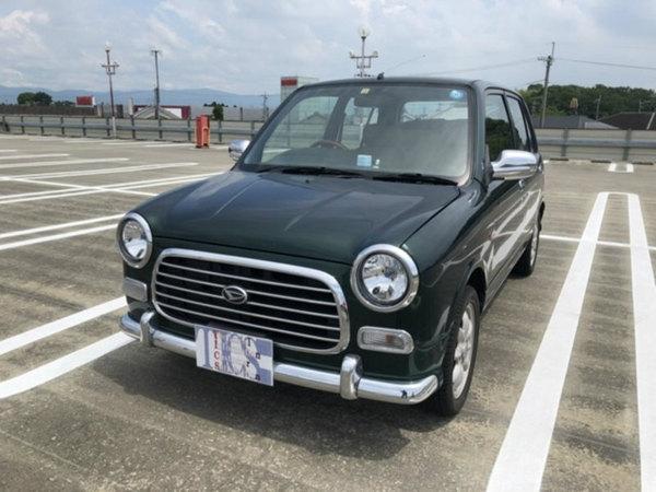 ダイハツ ミラジーノ660(グリーン)【完売】