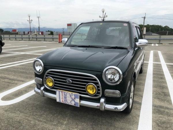 ダイハツ ミラジーノ660 ミニライトスペシャル(グリーン)【完売】