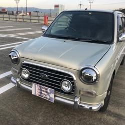 ミラジーノ660ミニライトスペシャル(ライトゴールド)タイミングベルト交換済 社外アルミ