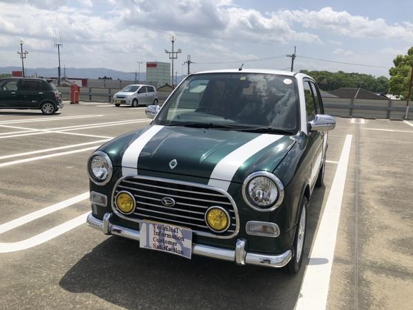 ミラジーノ660 ミニライトスペシャル(グリーン)