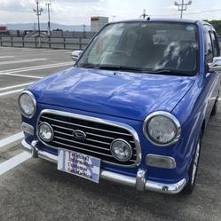 ミラジーノ660 ミニライトスペシャルターボ(ブルー)