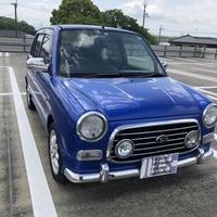 ミラジーノ660 ミニライトスペシャルターボ(ブルー)のサムネイル
