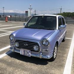 ミラジーノ 660ミニライトスペシャル(ライトパープル)