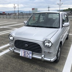 ミラジーノ 660(シルバー)