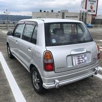 ミラジーノ 660(シルバー)のサムネイル