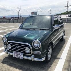 ミラジーノ 660ミニライトスペシャル(グリーン)