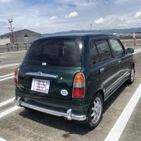 ミラジーノ 660ミニライトスペシャル(グリーン)のサムネイル